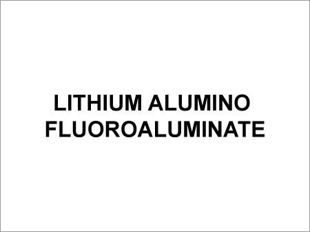 Lithium Aluminum Fluoride