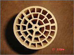Cordierite Refractory Multi Hole Bobbin