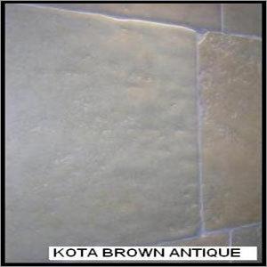Kota Brown Limestone