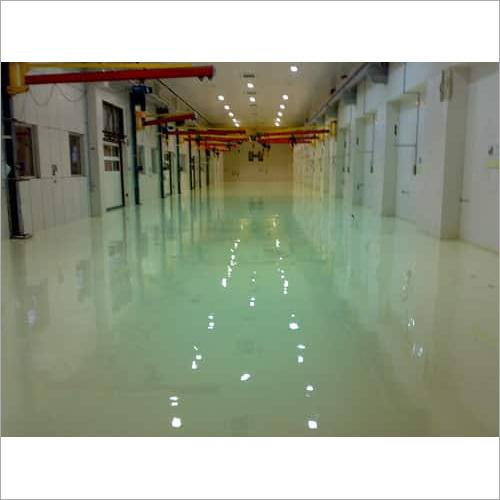 Waterproof Floor Coating