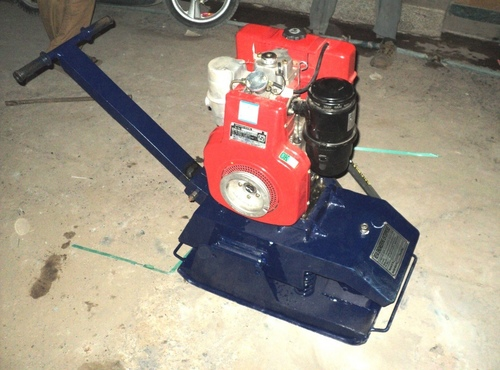 Plate Compactor / Earth Rammers