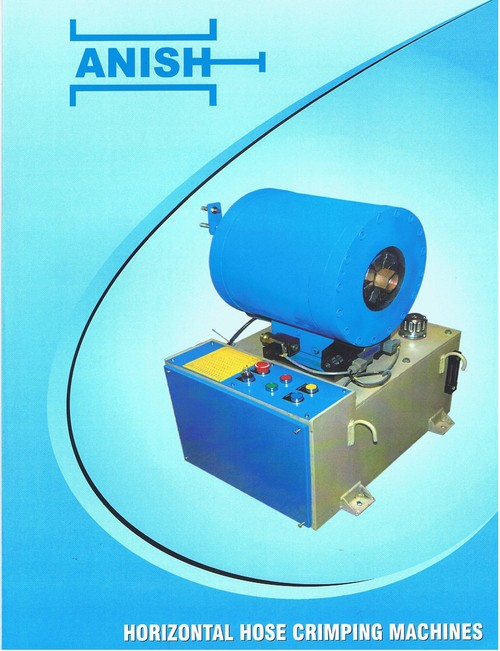Hoses Crimping  Machine