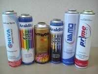 Aerosol Paint Cans