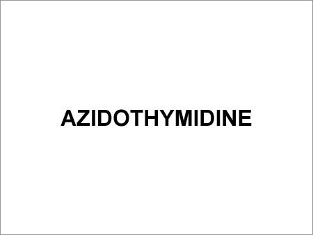 Azidothymidine