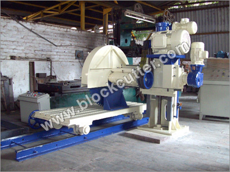 Pillar Type Cutting Machine