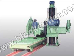 Pillar Type Block Cutter