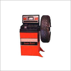 Tyre Shoppe Equipments