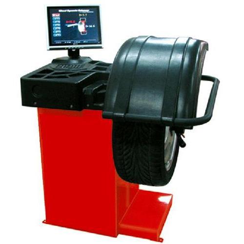 Wheel Balancer Videographic