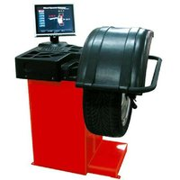 Videographic Wheel Balancer