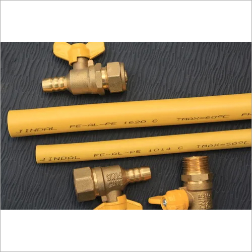 Gas Applications Composite Pipe