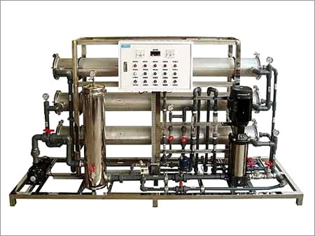 Mineral Water RO Treatment Plant