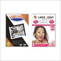 Laser Print Media