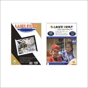 Laser Prints Positive