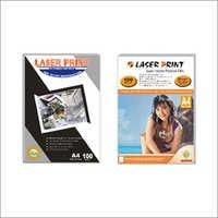 Laser Print Positives
