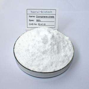 Clomiphene Citrate BP chemicals