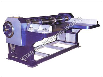 Rotary Slittering & Creasing Machine
