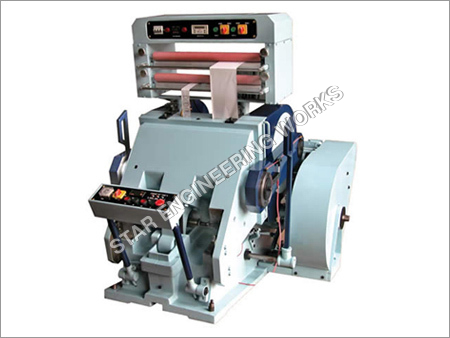 Hot Foil Attachment  Die Cutting Machine