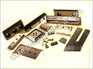 Plastic Granulators Blades
