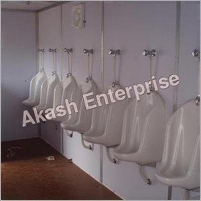 FRP Toilet Block