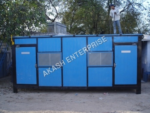 Prefabricated Sandwich Panels