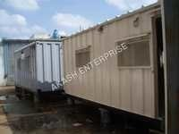 Bunkhouse Storage Container
