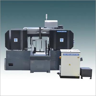 Horizontal Metal Cutting Machine