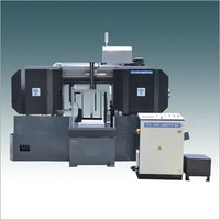 Horizontal Metal Cutting Machine