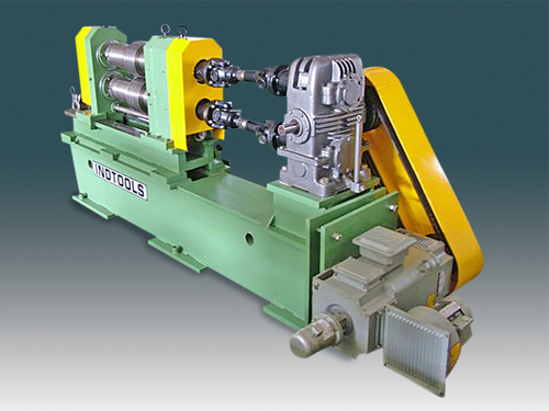 Non Ferrous CR Slitting Machine