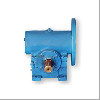 Flange Reduction Gear Box