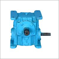 Horizontal Reduction Gear Box
