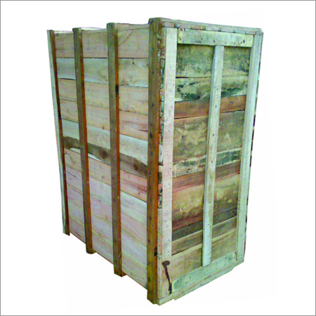 Transformer Packing Wooden Box