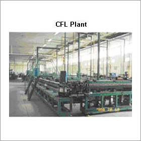 CFL Plant & Machinery