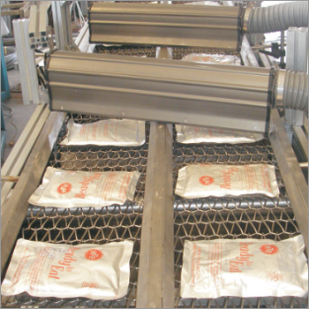 Pouch Drying System