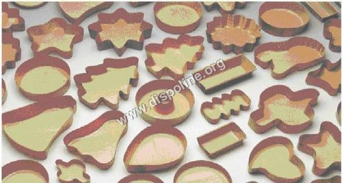 Paper Bake Moulds