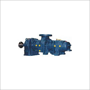 Process Gas Screw Compressor