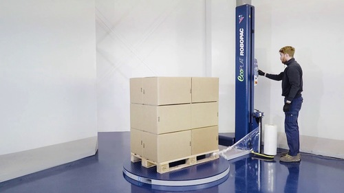 Vertical Stretch Wrapping Machines
