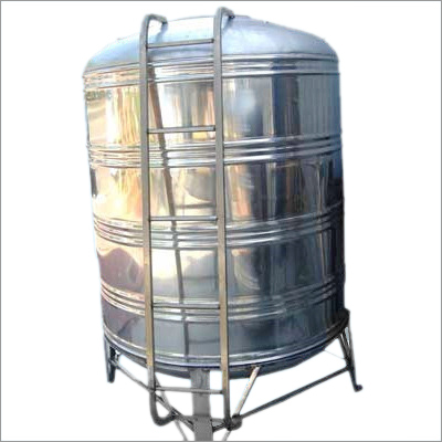 Stainless Steel Water Storage Tank