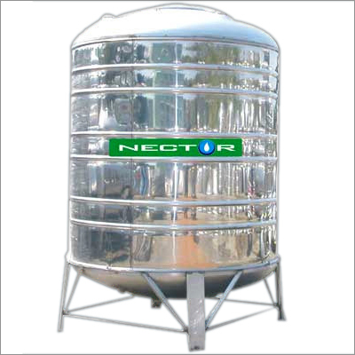Insulated Water Storage Tank