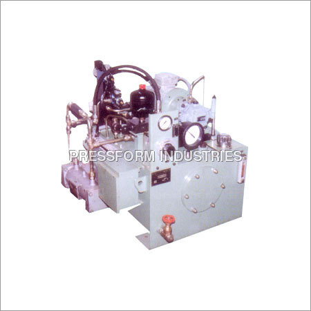 Power Pack for Machine Tools