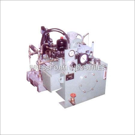 Power Pack Machine Tool