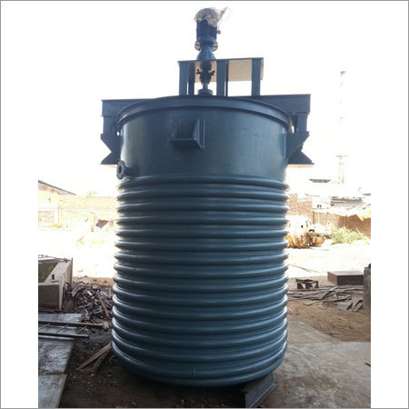 Limped Coil Pressure Vessel