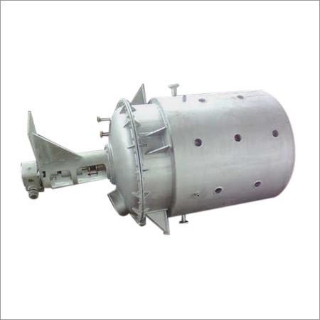 Laminate Plant Pressure Vessel