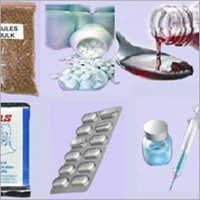 Pharmaceutical Finished Products