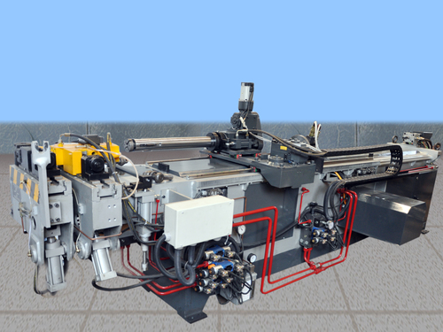 Three Axes Pipe Bending Machine