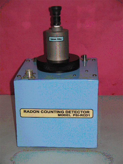Redon Counting Detector