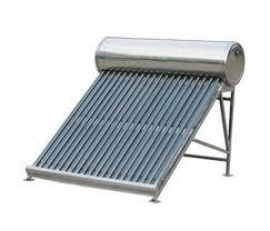 ETC Solar Water Heater System