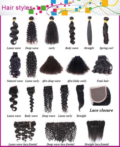 Loose Bulk human Hair