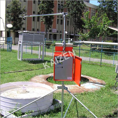 Digital Solar Radiation Recorder (Pyranometer)