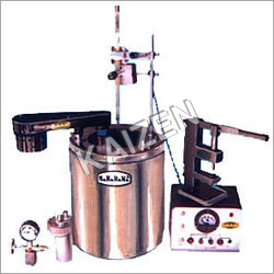 Bomb Calorimeter (Digital) (With Safety Device)