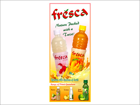 Fresh Packaged Juices